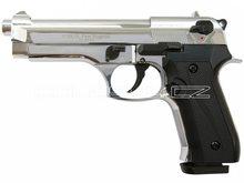 Voltran Plynová pistole Ekol Firat 92 chrom cal.9mm