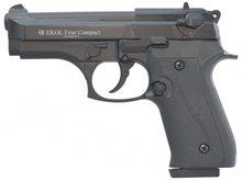 Voltran Plynová pistole Ekol Firat Compact černá cal.9mm