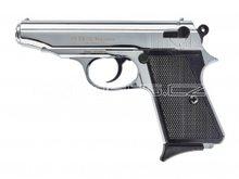 Voltran Plynová pistole Ekol Majarov chrom cal.9mm