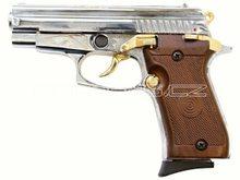 Voltran Plynová pistole Ekol P29 chrom gold cal.9mm