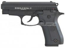 Voltran Plynová pistole Ekol P29 REV II černá cal.9mm