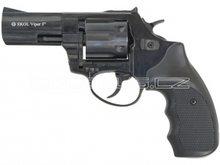 """Voltran Plynový revolver Ekol Viper 3"""" černý cal.9mm"""