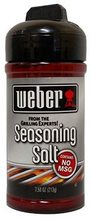 Weber Koření Weber Seasoning Salt (213g)