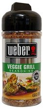 Weber Koření Weber Veggie Grill 128 g