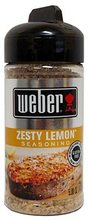 Weber Koření Weber Zesty Lemon Seasoning 142 g