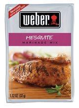 Weber Marinada Weber Mesquite (32g)