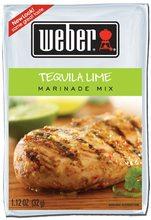 Weber Marinada Weber Tequila Lime (32g)