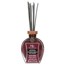 WoodWick Aroma difuzér WoodWick Černá třešeň, 89 ml