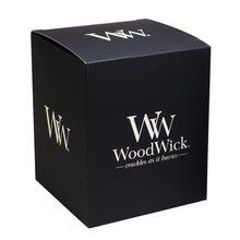 WoodWick Dárková krabička WoodWick Na střední svíčku, černá