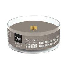 WoodWick Drobná svíčka WoodWick Černá ambra a citrus, 31 g
