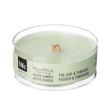 WoodWick Drobná svíčka WoodWick Fíkový list a tuberóza, 31 g