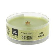 WoodWick Drobná svíčka WoodWick Kapradina, 31 g