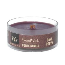 WoodWick Drobná svíčka WoodWick Tmavý mák, 31 g