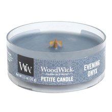 WoodWick Drobná svíčka WoodWick Večerní onyx, 31 g