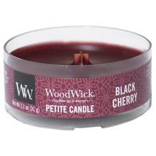 WoodWick petite Black Cherry