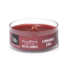 WoodWick petite Cinnamon Chai