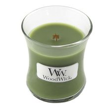 WoodWick sklo malé Evergreen