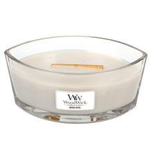WoodWick Svíčka dekorativní váza WoodWick Hřejivá vlna, 453.6 g