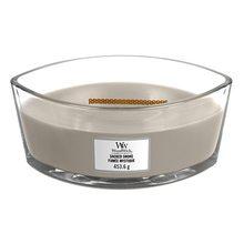 WoodWick Svíčka dekorativní váza WoodWick Mystický kouř, 453.6 g