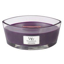 WoodWick Svíčka dekorativní váza WoodWick Pikantní ostružina, 453.6 g
