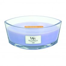 WoodWick Svíčka dekorativní váza WoodWick Šeřík, 453.6 g
