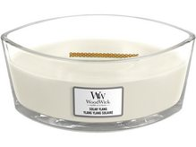 WoodWick Svíčka dekorativní váza WoodWick Sluneční ylang, 453.6 g Solar Ylang