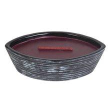 WoodWick Svíčka keramická dekorativní váza WoodWick Černá třešeň, 368.5 g