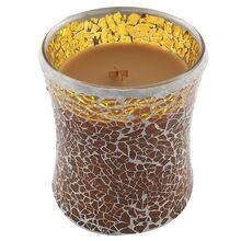WoodWick Svíčka oválná váza WoodWick Horký punč, 275 g