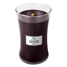 WoodWick Svíčka oválná váza WoodWick Koňak z černých švestek, 609.5 g
