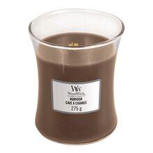 WoodWick Svíčka oválná váza WoodWick Pouzdro na doutníky, 275 g