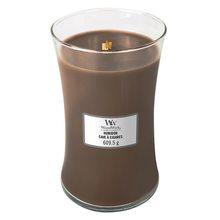 WoodWick Svíčka oválná váza WoodWick Pouzdro na doutníky, 609.5 g