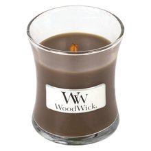 WoodWick Svíčka oválná váza WoodWick Pryskyřice, 85 g