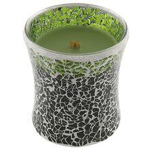 WoodWick Svíčka oválná váza WoodWick Vůně jehličí, 275 g
