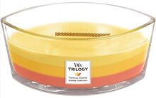 WoodWick Svíčka Trilogy Tropical Sunrise, 453.6 g