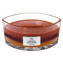 WoodWick Svíčka Trilogy WoodWick Podzimní sklizeň, 453.6 g