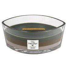 WoodWick Svíčka Trilogy WoodWick Útulný srub, 453.6 g