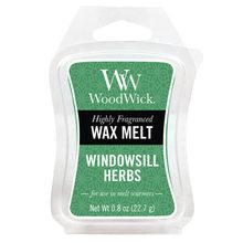 WoodWick Vonný vosk WoodWick Bylinková zahrádka, 1 x 22.7 g