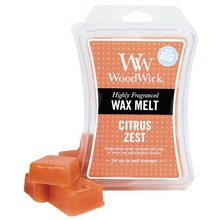 WoodWick Vonný vosk WoodWick Citrusy, 1 x 85 g