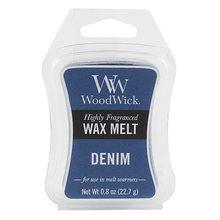 WoodWick Vonný vosk WoodWick Džínovina, 1 x 22.7 g