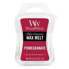WoodWick vosk Pomegranate