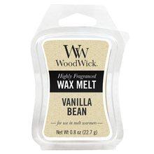 WoodWick vosk Vanilla Bean