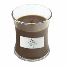 WoodWick WoodWick Mini candle | Amber & incense