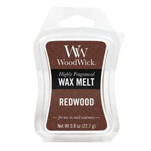 WoodWick WoodWick Mini Wax Melt   Redwood