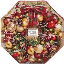 Yankee candle Adventní kalendář věnec čaj.sv.24ks