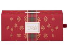 Yankee candle Dárková sada Christmas Yankee Candle 3 KS malých vonných svíček Yankee Candle 2019