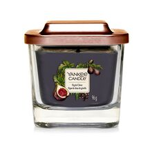 Yankee candle Elevation sklo malé 1 knot Fig & Clove