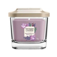 Yankee candle Elevation sklo malé 1 knot Sugared Wildflowers