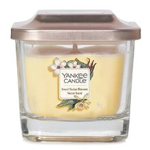 Yankee candle Elevation sklo malé 1 knot Sweet Nectar Blossom