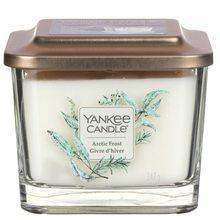 Yankee candle Elevation sklo střední 3 knoty Arctic Frost