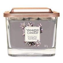 Yankee candle Elevation sklo střední 3 knoty Evening Star